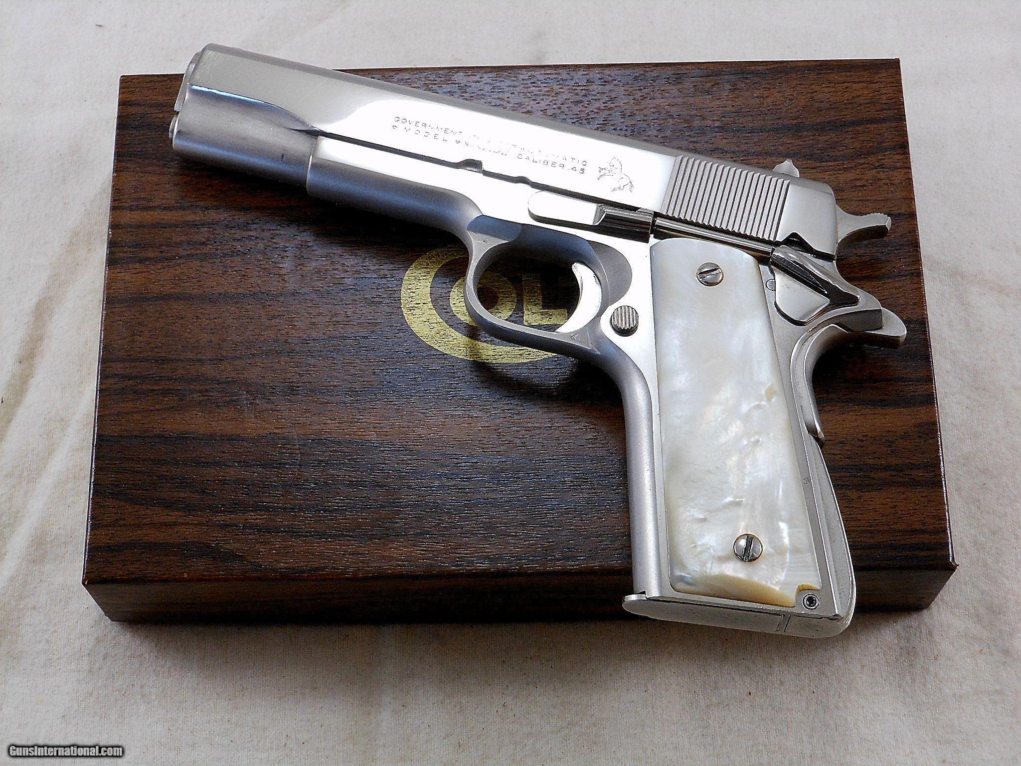 colt model 1911 a1 civilian pre series quot70quot in rare