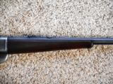 Winchester Model 1895 Flatside In 38-72 Winchester With Octagonal Barrel - 5 of 25