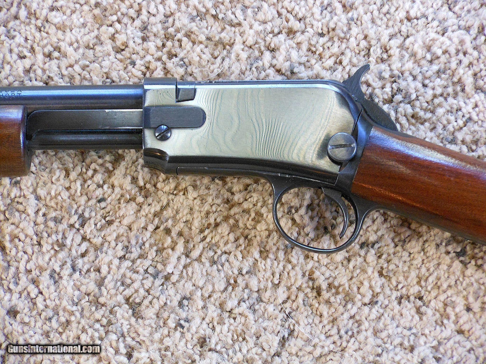 Winchester Model 62 22 Short Gallery Gun for sale