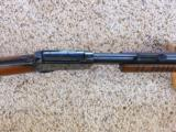 Winchester Model 62-A 22 Pump Rifle - 9 of 13