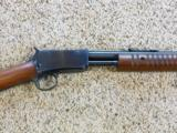 Winchester Model 62-A 22 Pump Rifle - 2 of 13