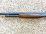 Winchester Model 42 Standard Grade With Solid Rib - 7 of 13