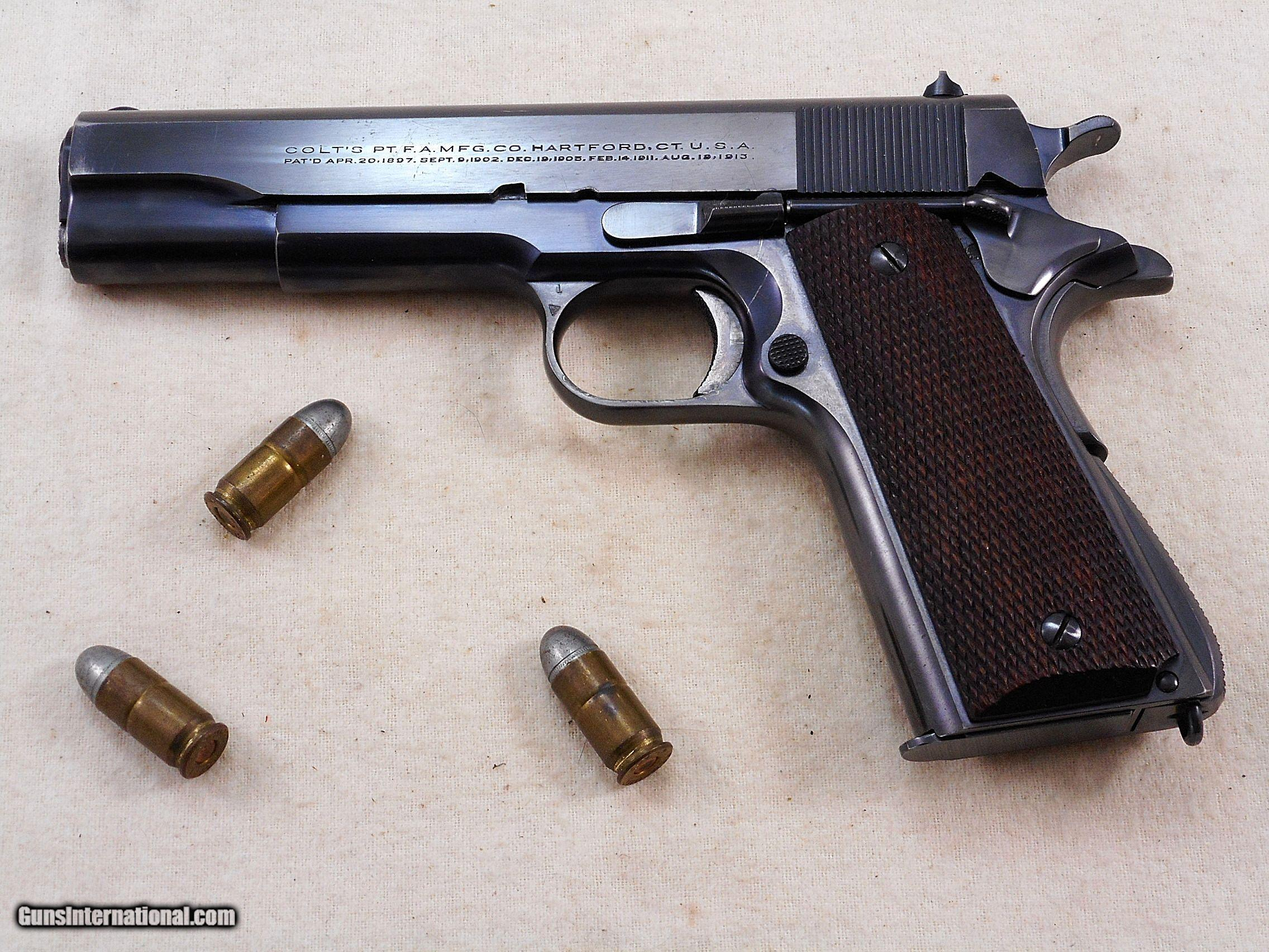 colt 1911 government model series 80