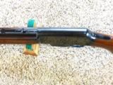 Winchester Model 1907 Police Model Self Loading Rifle In New Condition - 9 of 15