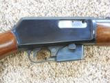 Winchester Model 1907 Police Model Self Loading Rifle In New Condition - 2 of 15