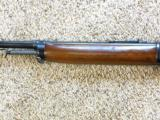 Winchester Model 1907 Police Model Self Loading Rifle In New Condition - 8 of 15