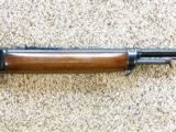 Winchester Model 1907 Police Model Self Loading Rifle In New Condition - 4 of 15