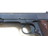 Colt Model 1911 U.S. Army 1919 Production Service Pistol - 3 of 17