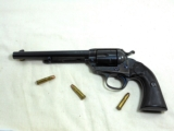 Colt Bisley Single Action Army Revolver In 32 W.C.F.