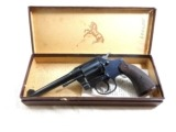Colt Police Positive Special In 38 Special New With Original Box