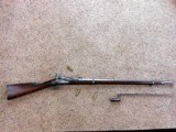 Springfield Model 1870 Two Band Musket In 50-70 Government With Accessories