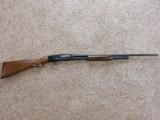 Winchester Model 42 410 Gauge In Standard Field Grade In Unfired Condition