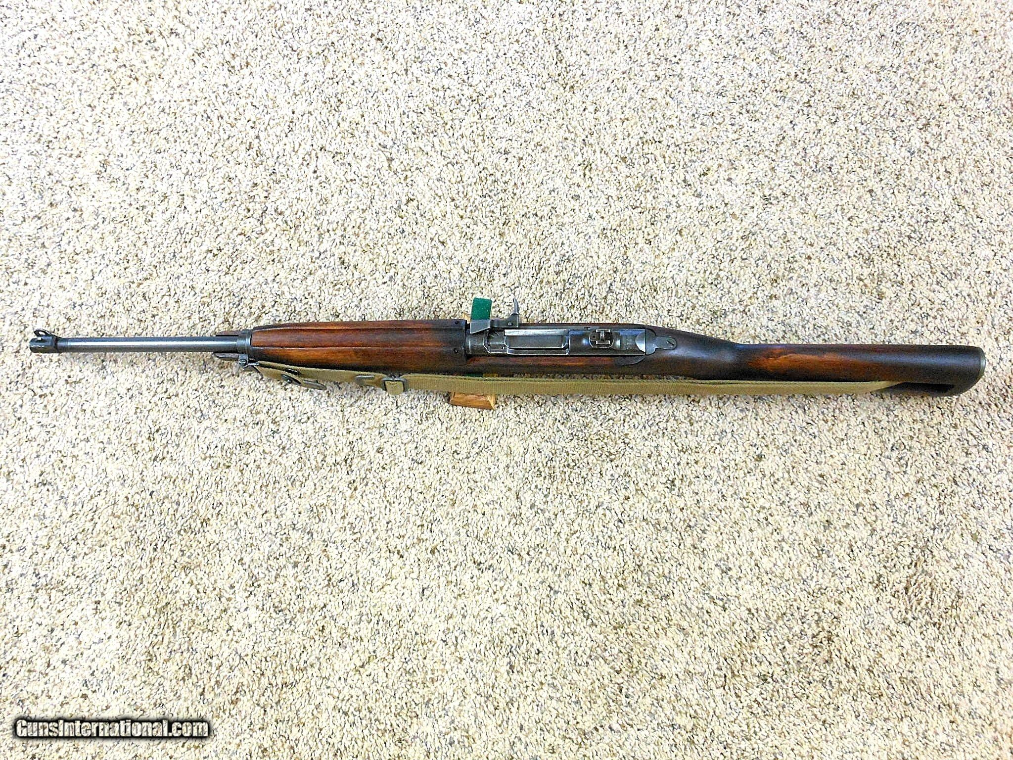 Dating an m1 carbine