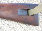 "Early Inland Division Of General Motors M1 Carbine With ""I"" Stock 1942 Date - 6 of 20"