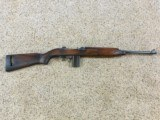 "Early Inland Division Of General Motors M1 Carbine With ""I"" Stock 1942 Date"