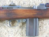 "Early Inland Division Of General Motors M1 Carbine With ""I"" Stock 1942 Date - 4 of 20"