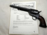 U. S. Cavalry Colt Single Action Army D.F.C. Inspected In original As Issued Condition - 25 of 25