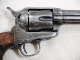 U. S. Cavalry Colt Single Action Army D.F.C. Inspected In original As Issued Condition - 14 of 25