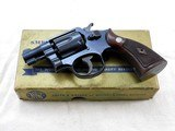 Smith & Wesson Model military And Police 38 Special With 2 Inch Barrel And Original Box - 1 of 12