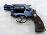 Smith & Wesson Model military And Police 38 Special With 2 Inch Barrel And Original Box - 5 of 12