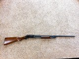 Winchester Model 1897 Standard Field 12 Gauge In Almost Unfired Condition