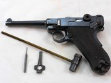 D.W.M. Luger Royal Portugese M2 Army Pistol Rig - 2 of 18