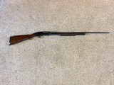 Winchester Model 42 Early Field Grade With Round Barrel
