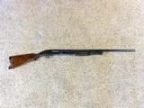 Winchester Model 12 Black Diamond Grade 20 Gauge Shotgun