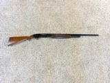 Winchester Model 42 Shotgun With Simmons Vent Rib