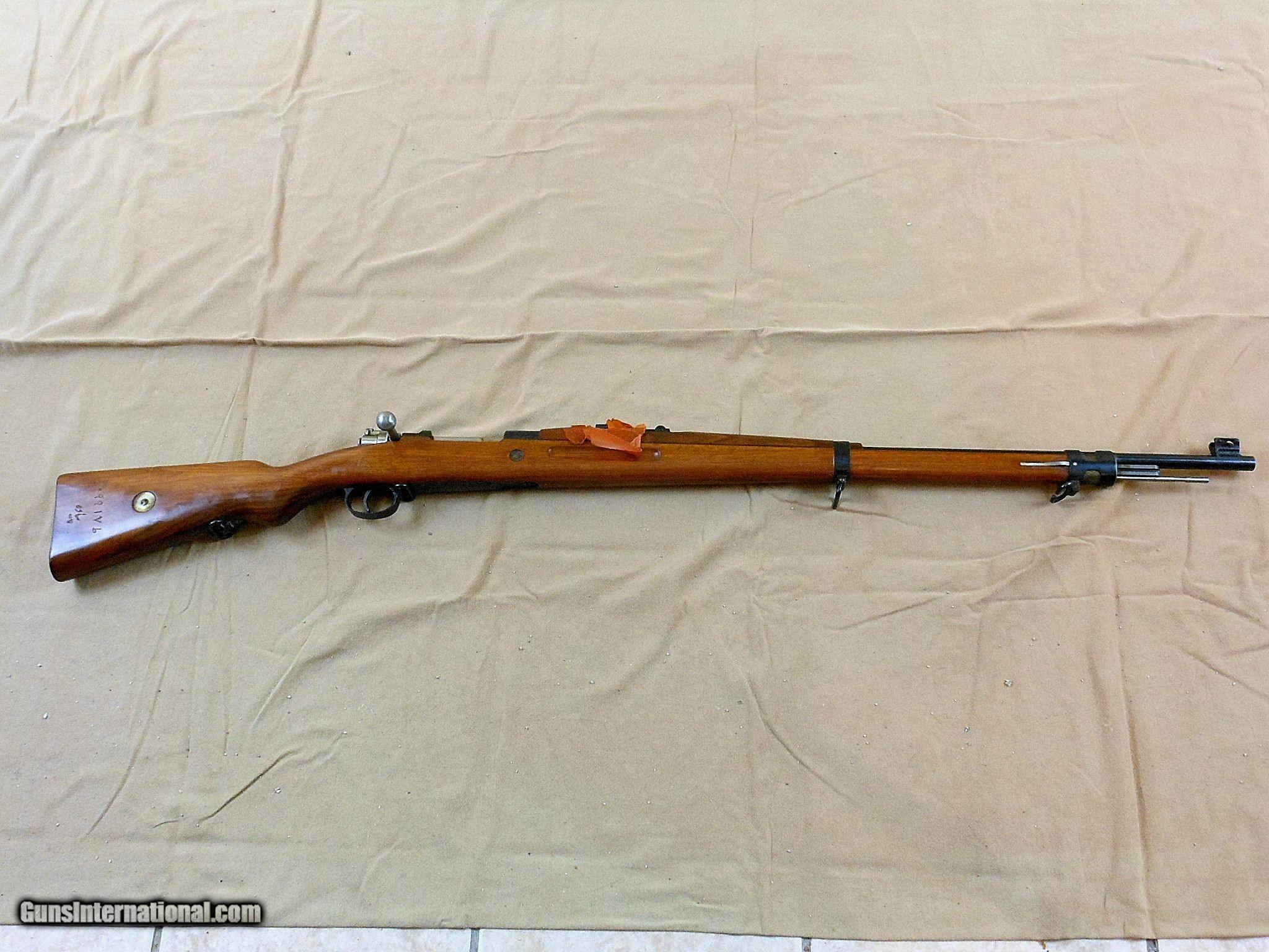 mauser rifle serial number search