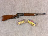 Winchester Model 71 Early Deluxe Carbine - 1 of 20