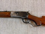 Winchester Model 71 Early Deluxe Carbine - 8 of 20