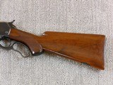 Winchester Model 71 Early Deluxe Carbine - 7 of 20