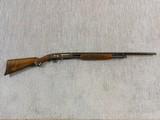 Browning Model 42 Grade VI Pump Shotgun