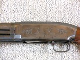 Winchester Model 12 - 20 Gauge Pidgeon Grade Engraved In The Number 3 Pattern - 2 of 18