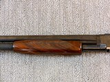 Winchester Model 12 - 20 Gauge Pidgeon Grade Engraved In The Number 3 Pattern - 3 of 18