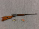 "Winchester Model 63 Early ""Carbine"" With Special Sights"