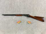 Winchester Model 1906 22 Pump Rifle