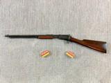 Winchester Model 1906 22 Pump Rifle
