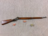 Winchester Model 1885 Winder Musket In 22 Short
