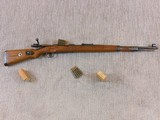German 98 K Rifle dou Code 1944 Production All Matching In Near Unissued Condition