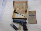 Colt Civilian Model 1911 New In It's Original Box 1917 Production