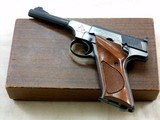 Colt Third Series Woodsman Sport Model New In The Box