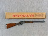 Winchester Model 9422 M Lever Action Rifle In 22 Magnum With Box