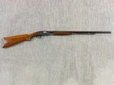 Remington Model 12 CS 22 Remington Special Pump Rifle
