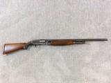 Winchester Model 12 12 Gauge Skeet Grade Shotgun With Solid Rib