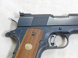 Colt Model 1911 Series '80 Mark IV Gold Cup National Match 45 A.C.P. - 6 of 13