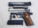 Colt Model 1911 Series '80 Mark IV Gold Cup National Match 45 A.C.P. - 13 of 13