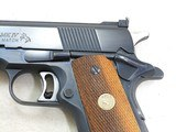 Colt Model 1911 Series '80 Mark IV Gold Cup National Match 45 A.C.P. - 3 of 13