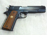 Colt Model 1911 Series '80 Mark IV Gold Cup National Match 45 A.C.P. - 4 of 13